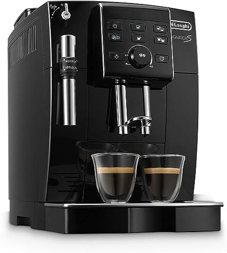 DeLonghi ECAM 25.120.B - Máquina espresso, 1450 W, 1.8 L, plástico, negro: Amazon.es: Hogar