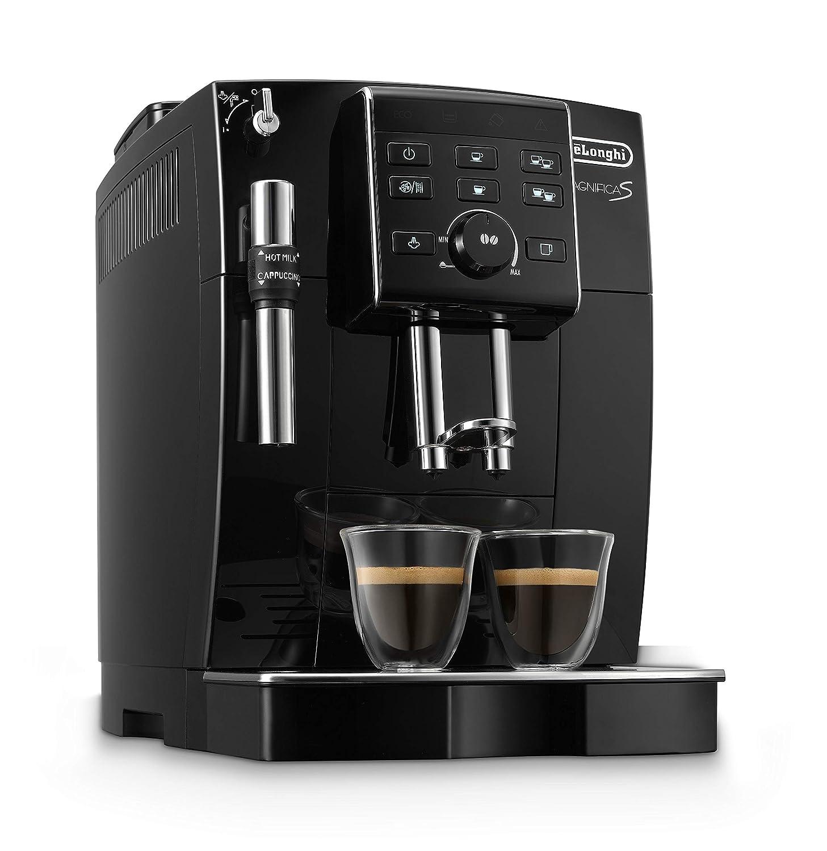 DeLonghi ECAM 25.120.B - Máquina espresso, 1450 W, 1.8 L, plástico, negro