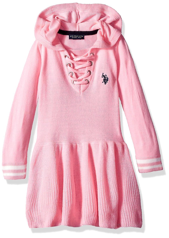 U.S. Polo Assn. Girls Casual Dress: Amazon.es: Ropa y accesorios