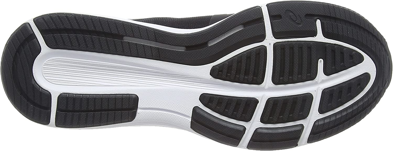 ASICS Roadhawk FF, Chaussures de Running Compétition Femme Noir Black Silver White