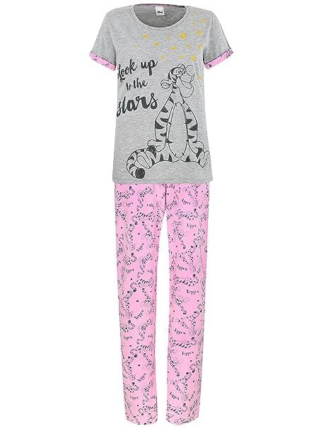 Disney Winnie Pu - Pijama para mujer - Tigger - X-Large
