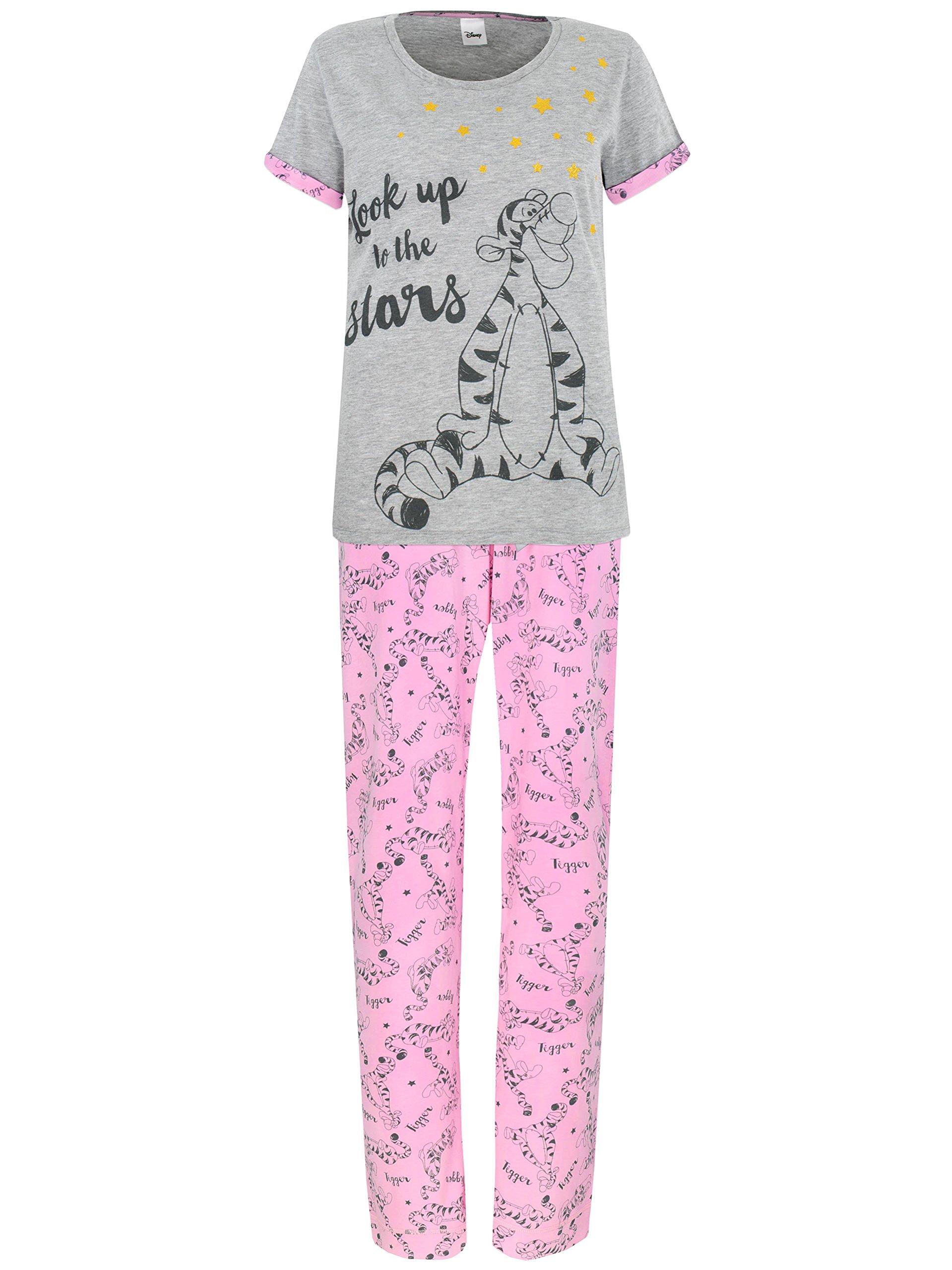 Disney Winnie the Pooh Womens' Tigger Pajamas Small by Disney