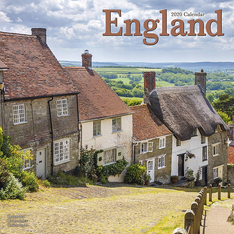 Photosi Calendario.England Calendar Calendars 2019 2020 Wall Calendars