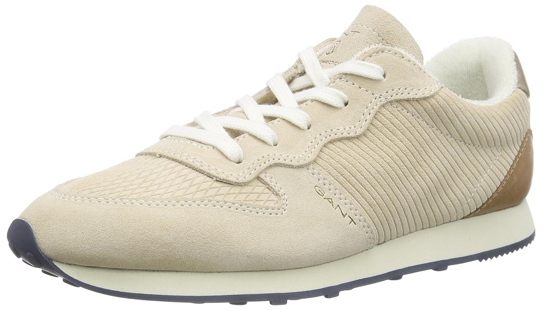 Gant Campus, Sneakers Basses Femme - Beige - Beige (Putty Cream Beige G27), 42