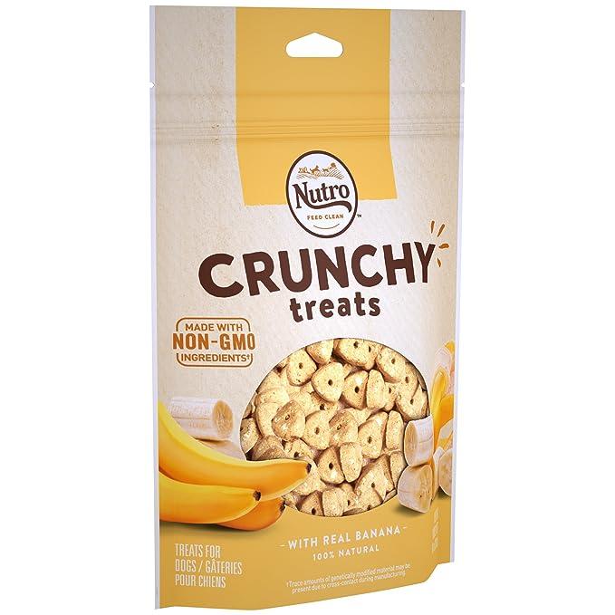 Amazon.com: Nutro Dog Treats Crunchy: Mascotas