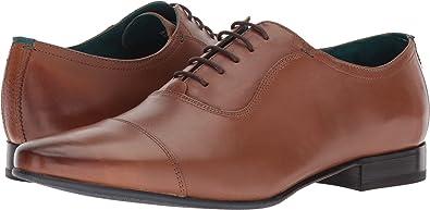 10d857522a37b Ted Baker Men s Karney Tan Leather 7.5 D US