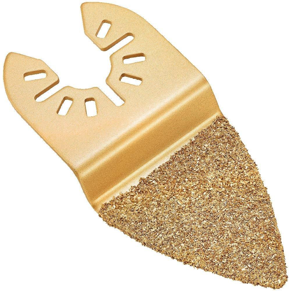 DEWALT DWA4243 Carbide Flush Cut Finger Oscillating Blade