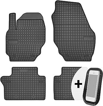 Gummimatten Auto Fußmatten Gummi Automatten Passgenau 4 Teilig Set Passend Für Volvo V60 V70 Xc70 S60 S80 2006 2019 Auto