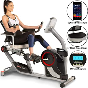Fitness Reality X-Class 450SL Bluetooth Smart Technology