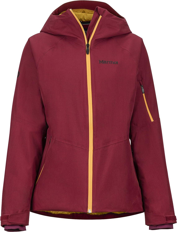 Resistente Al Agua Ropa De Esqu/í Y Snowboard Marmot Wms Refuge Jacket Chaqueta para La Nieve R/ígida Mujer Viento Transpirable