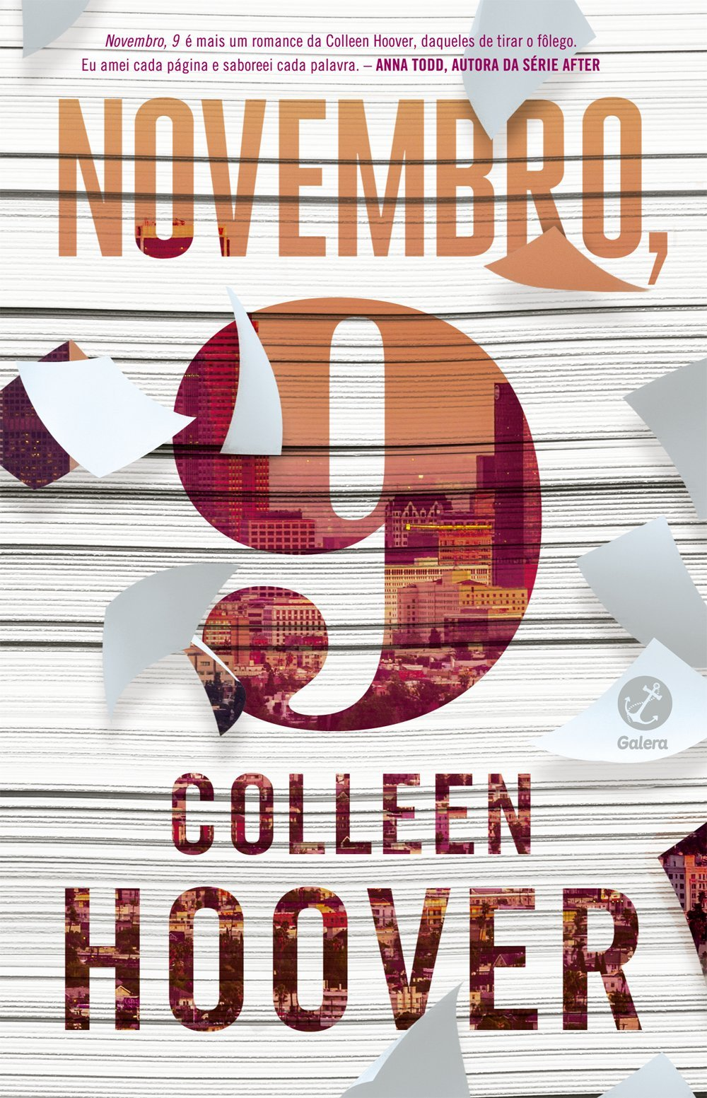 Resultado de imagem para novembro 9 colleen hoover capa