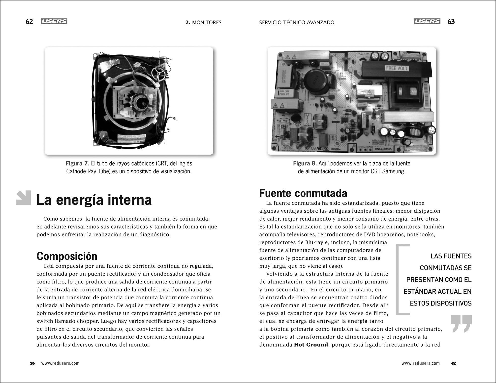Servicio técnico avanzado: 2da edición (Spanish Edition): Users Staff, USERS, Español Espanol Espaniol, Libro libros Manual computación computer computador ...
