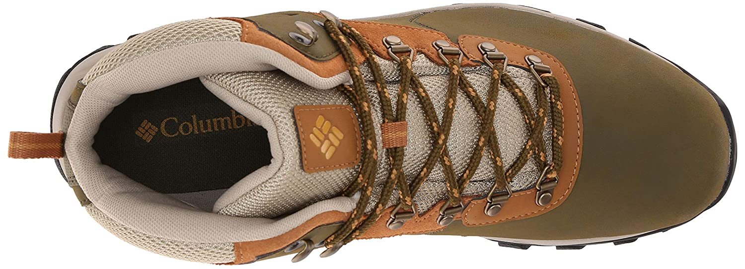 Hiking Boots Columbia Mens Newton Ridge Plus Ii Waterproof Wide Ankle Boot 1594732 Sports Outdoors