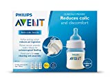 Philips Avent Anti-colic  Baby Bottles Clear, 4