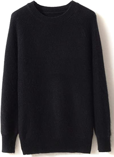 Women 100/% Cashmere Sweater Long Sleeve Knitted Warm Turtleneck Pullover Tops