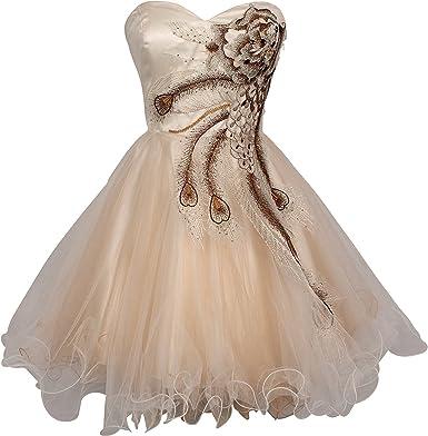 Peacock Junior Prom Dresses