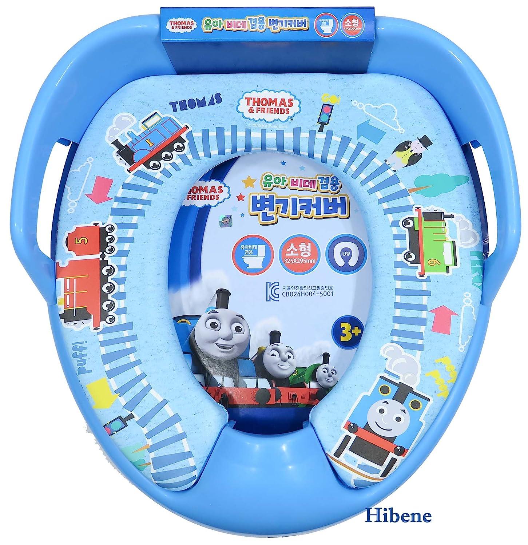 Thomas & Friends Children Potty Soft Toilet Training Handle Seat Cover PND Co. Ltd.