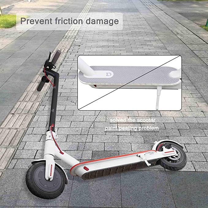 Amazon.com: TOMALL Scooter Body Anti-Collision Strip for ...