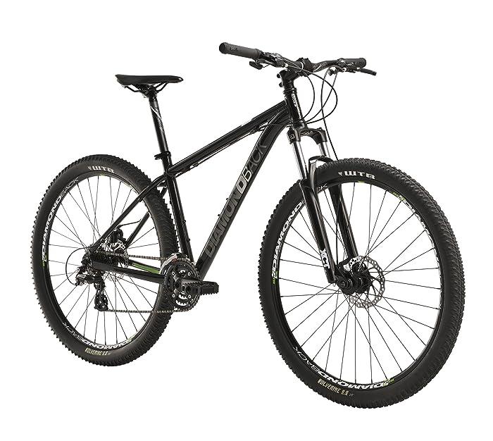 Diamondback Response Mountain Bike with 29-Inch Wheels Black