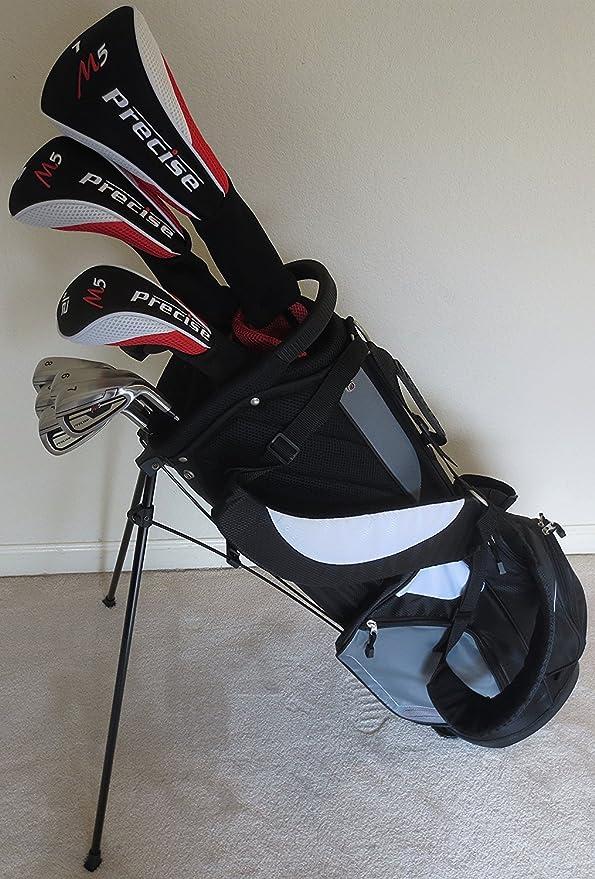 Amazon.com: Tall Mens Juego de golf todos los clubes Custom ...