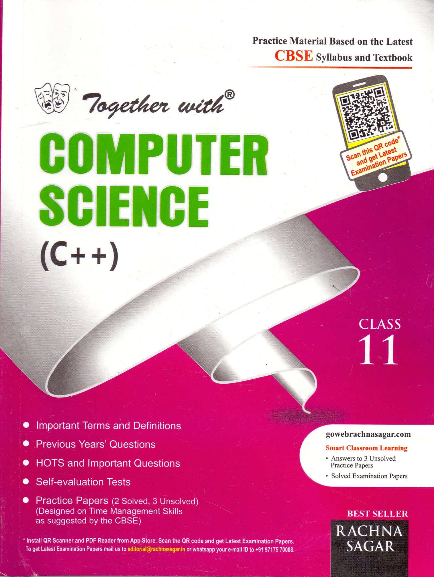 Together with Computer Science - 11: Amazon in: Rachna Sagar: Books
