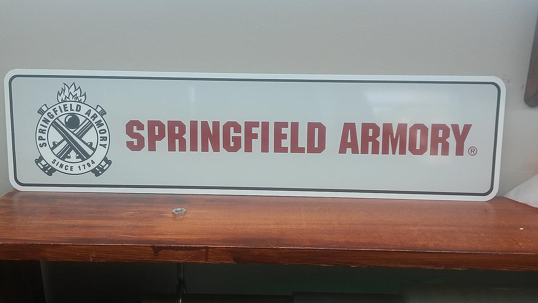 Amazon.com: Springfield Armory Metal Sign 6\