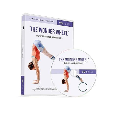 Amazon Yoga Wheel DVD