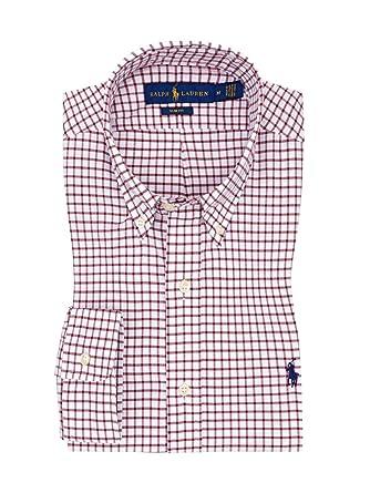 5f85c976dfb2b Polo Ralph Lauren Camicia a Quadri Uomo Mod. 710723598  Amazon.co.uk ...