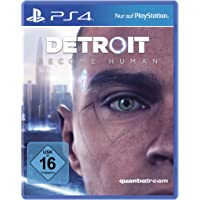 Detroit: Become Human [PlayStation 4]