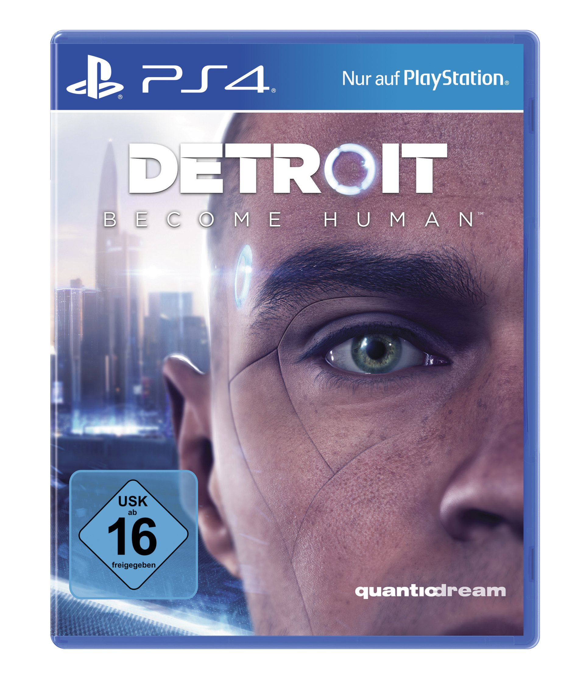 Detroit: Become Human - [PlayStation 4] product image