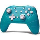 Funlab Wireless Pro Controller for Nintendo Switch/Lite Console,Rechargeable Remote Gamepad Support Adjustable Turbo,Screensh