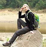 MIER Women's Quick Dry Hiking Pants Outdoor