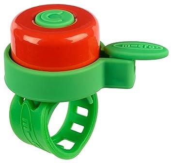 Micro Bell - Timbre para Manillar Patinete/Bicicleta ...