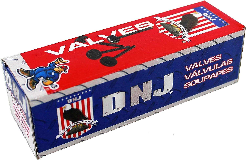DNJ IV169 Intake Valve For 06-12 Mitsubishi//Eclipse Galant 3.8L V6 SOHC Naturally Aspirated