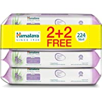 Himalaya Soothing & Protecting Baby Wipes, 4 x 56