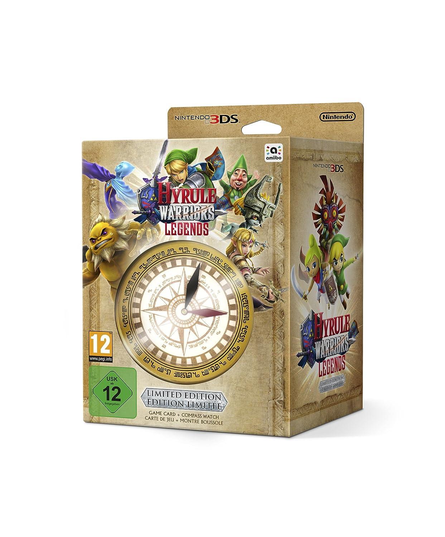Hyrule Warriors Nintendo 3DS amazon