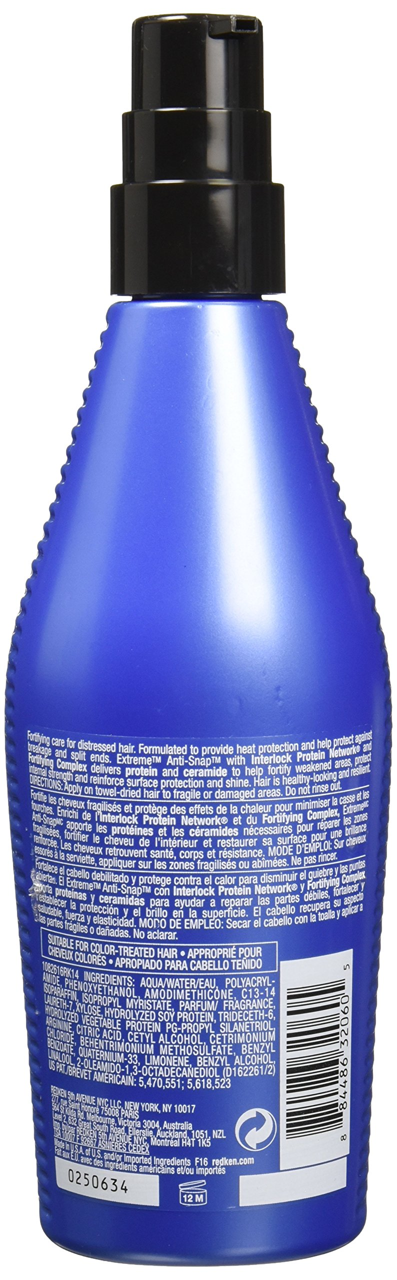 Redken Extreme Anti-Snap Leave In Treatment 240ml by REDKEN (Image #3)