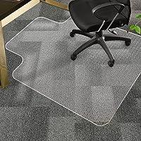Chair Mat Carpet Floor Protectors PVC Home Office Room Computer Work Mats 120x90