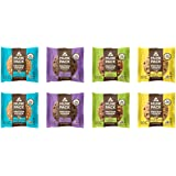 Munk Pack Protein Cookie Variety 2.96 oz - All 4 Flavors 2 of each (Pack of 8)