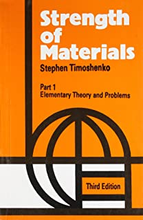 Theory of elastic stability dover civil and mechanical engineering strength of materials 3e vol i elementary theory and problems fandeluxe Image collections