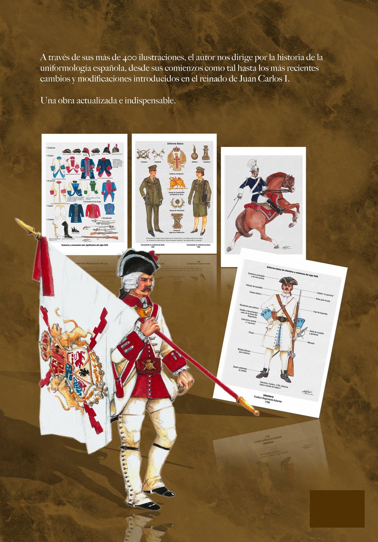 El ejrcito espaol su organizacin y sus uniformes en cinco siglos el ejrcito espaol su organizacin y sus uniformes en cinco siglos de historia amazon pedro del pozo palazn libros fandeluxe Images