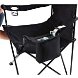 Coleman Camping Chair with 4 Can Cooler | Chair