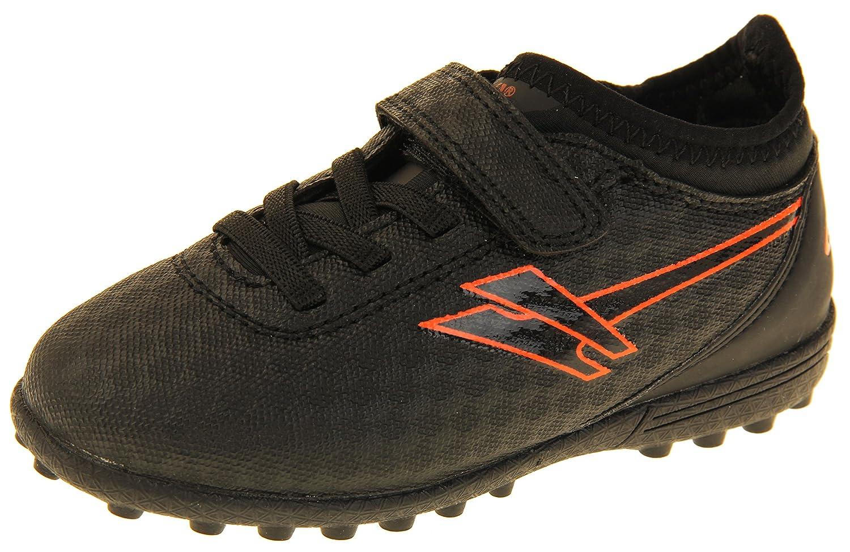 Footwear Studio - Botas de fútbol para niño negro negro GOLA