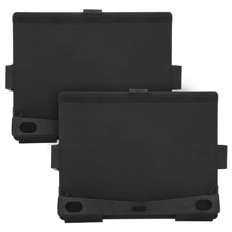 2Pcs Car Headrest Mount Holder for Naviskauto Dual Portable DVD Player