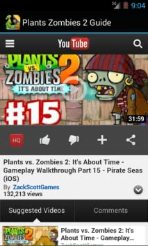 Amazon com: Guide For Plants vs Zombies 2: Appstore for Android