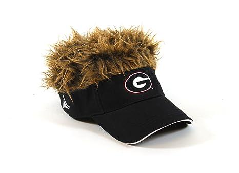 NCAA  Flair Hair Adjustable Visor