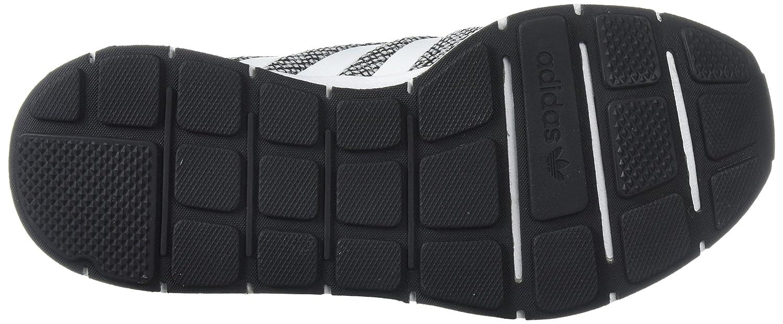 adidas Boys' Swift Run J, Grey Two/White/White, 4 5 M US Big