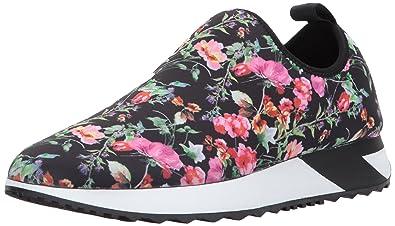 860f3e65d3f Steve Madden Women s Speed Fashion Sneaker Floral 10 M US