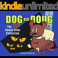 Dog eat Doug Volume 13: The Thirteenth Dog Comics Graphic Novel book cover