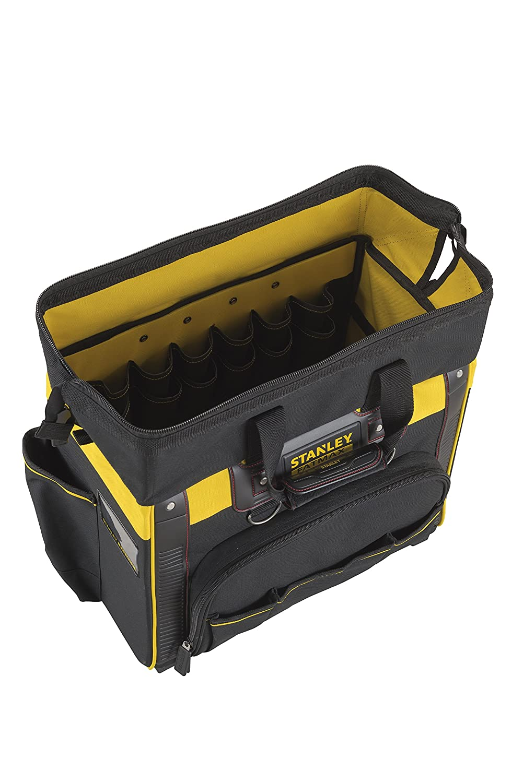 STANLEY FATMAX FMST1-80148 - Bolsa rígida con ruedas para herramientas, 50 x 36x 41cm